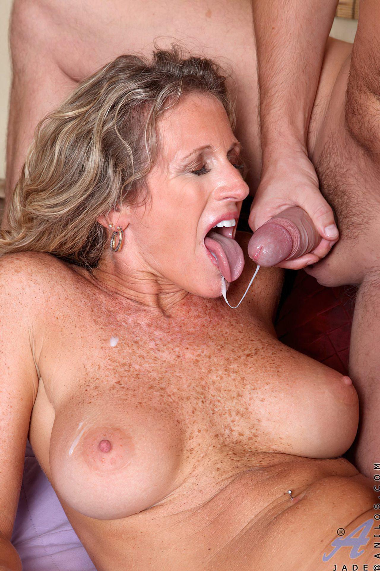 Sexo com Mulher Madura