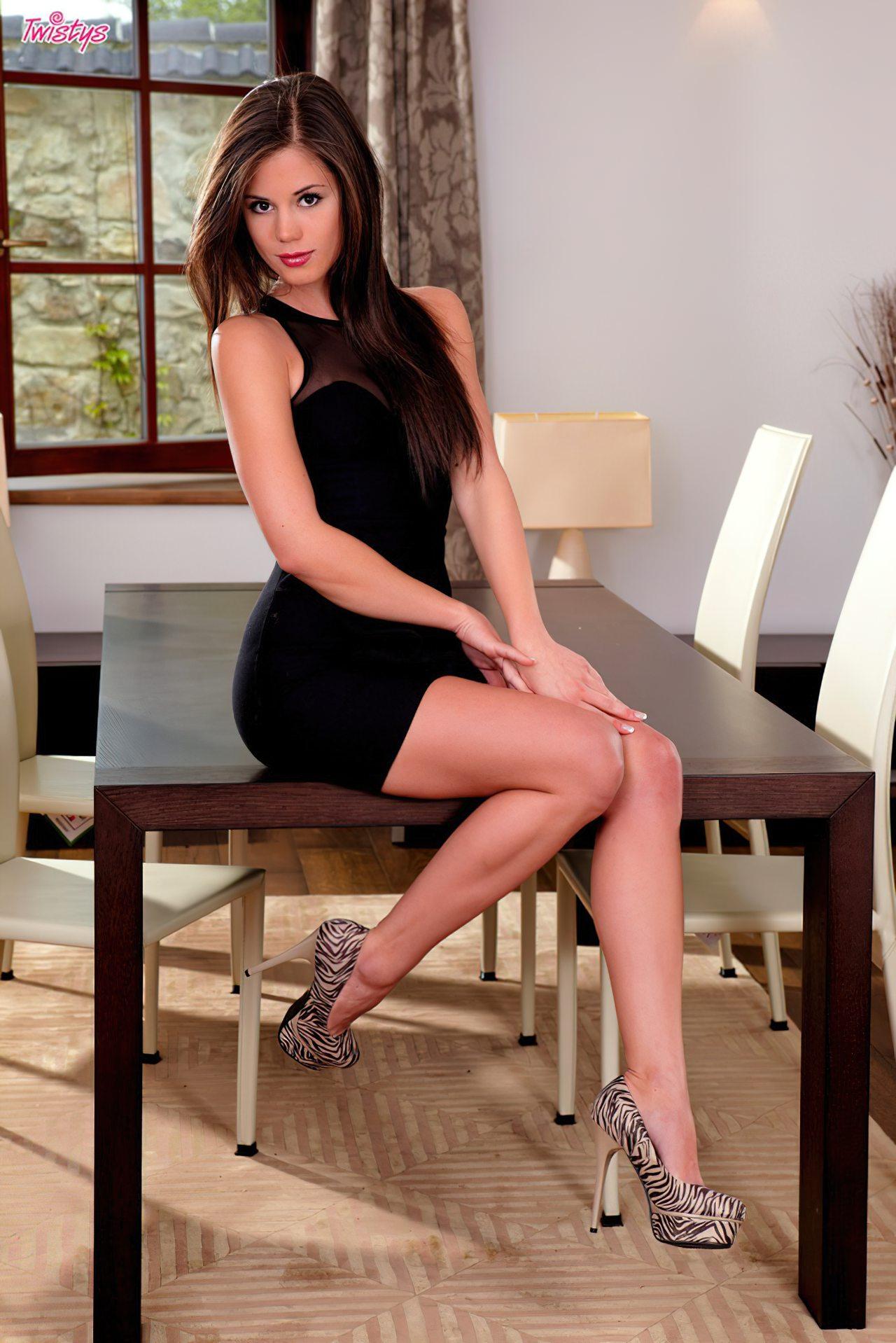 Novinha Elegante (2)