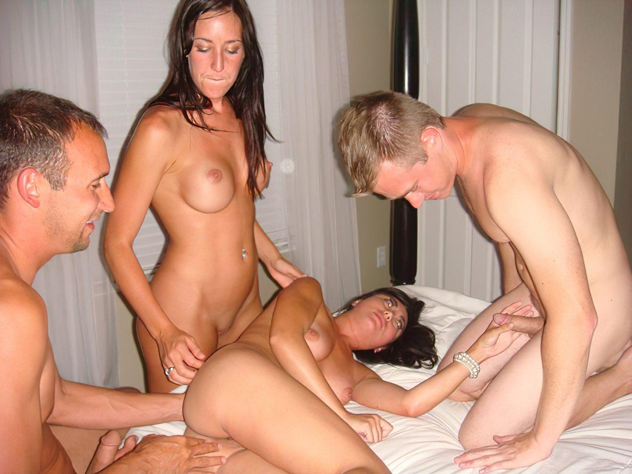 Festa de Sexo em Grupo (28)
