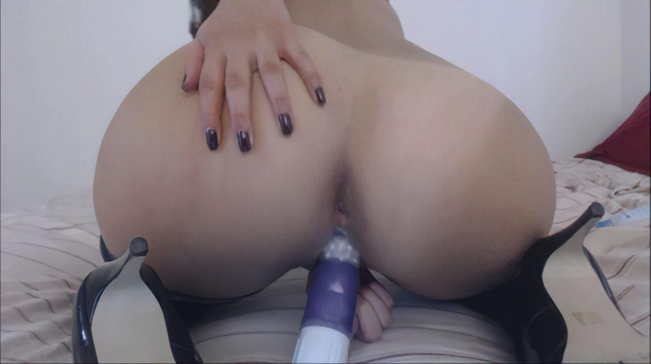 Estudante Masturbação com Brinquedo (13)
