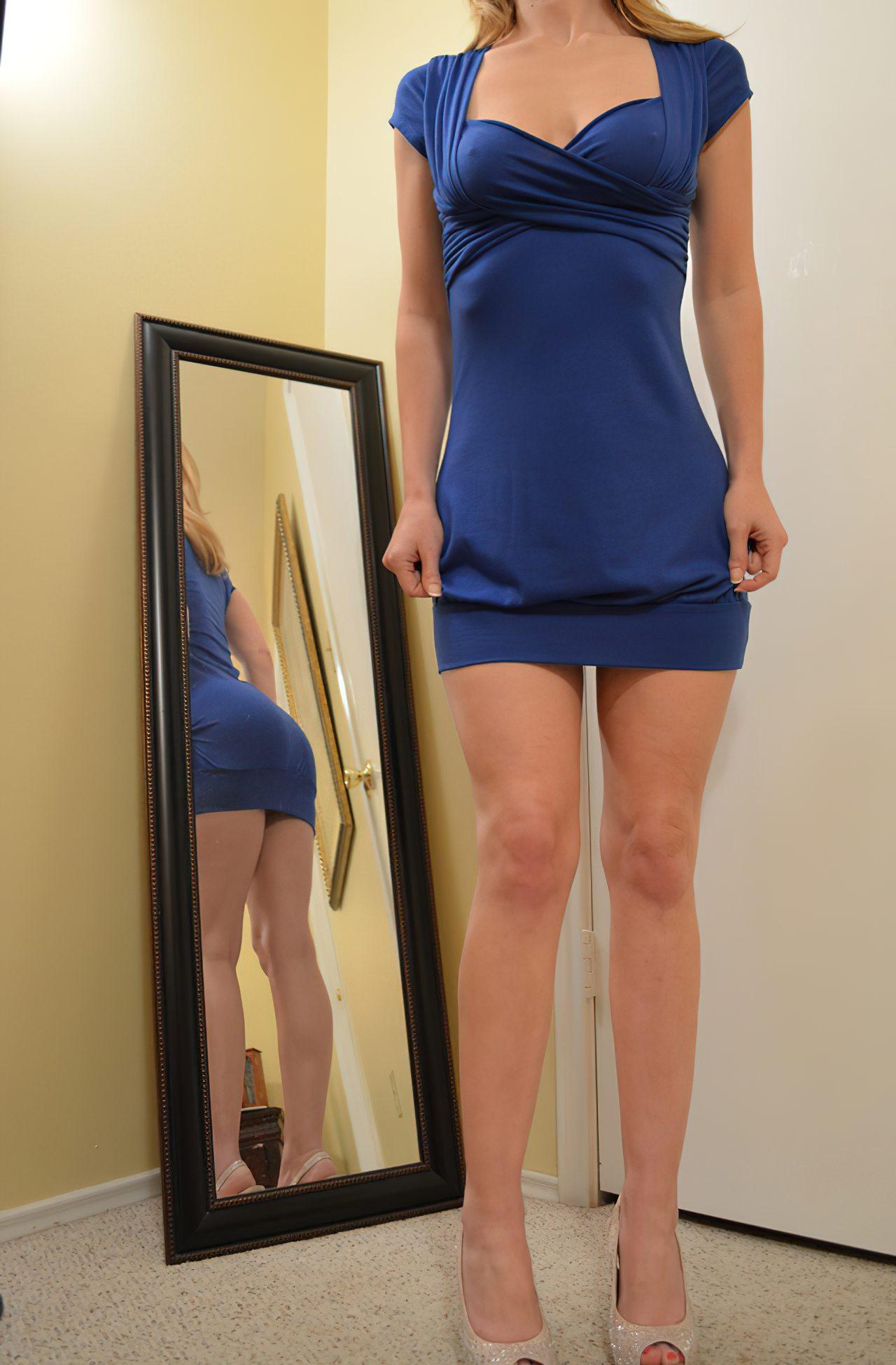 Vestido Azul (1)