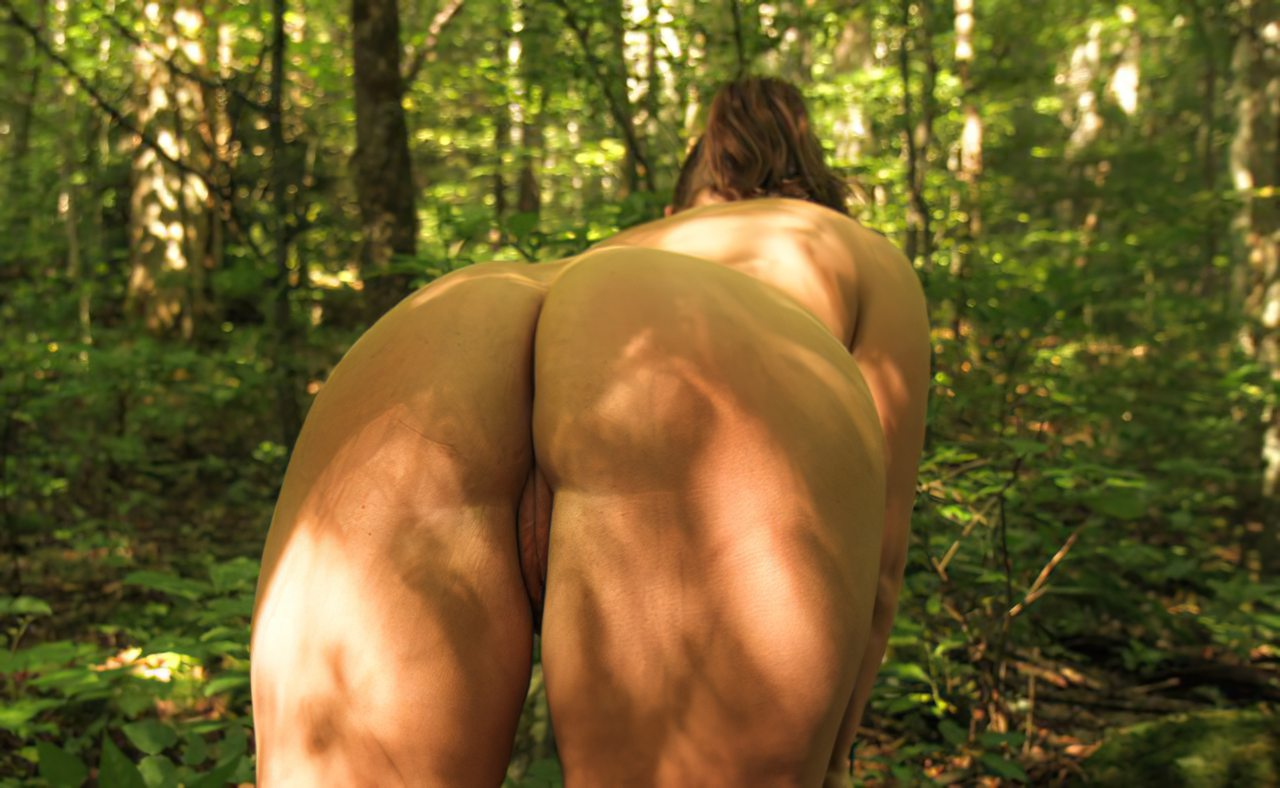 Pelada na Natureza (4)