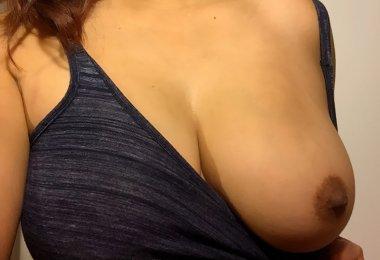 Mostrando o Peito