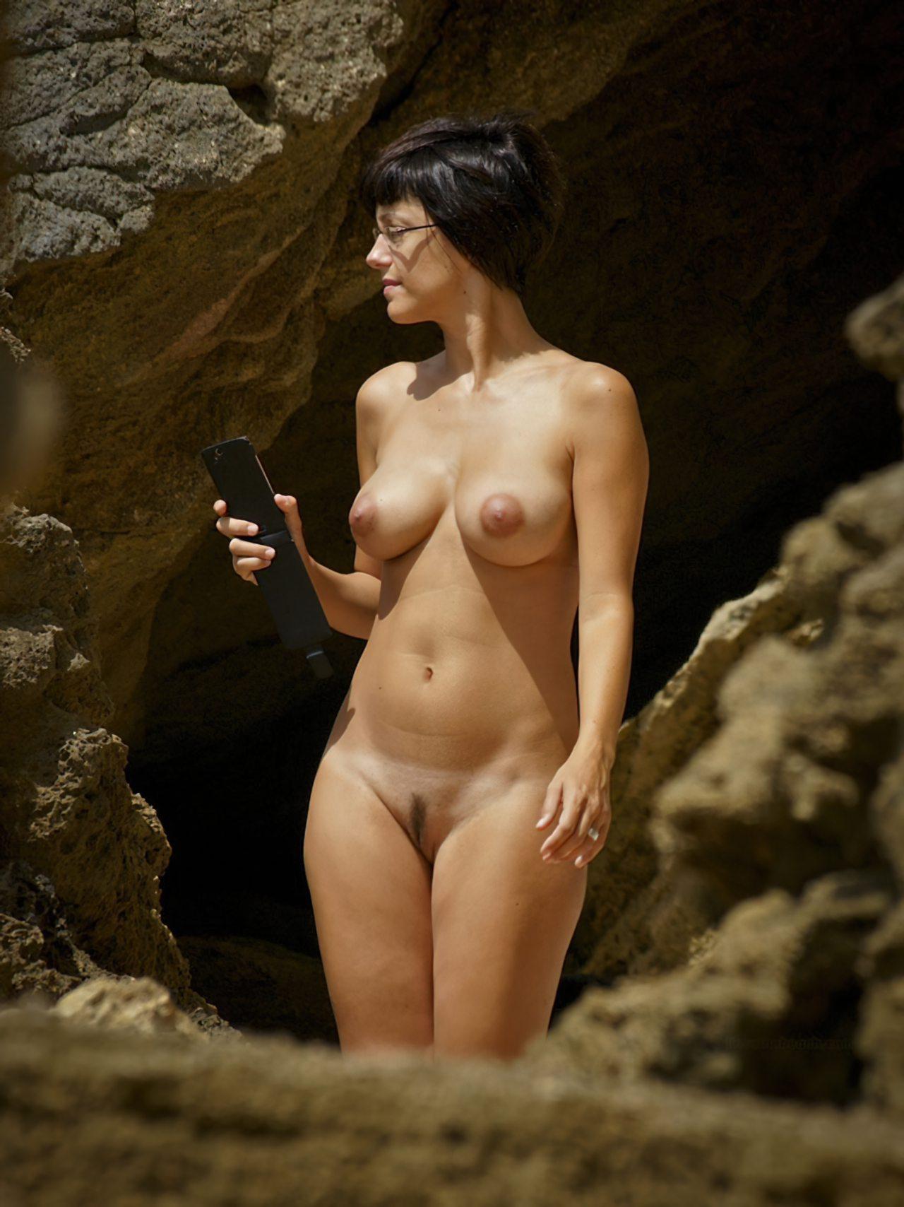 Mulher Pelada Praia Nudista (6)