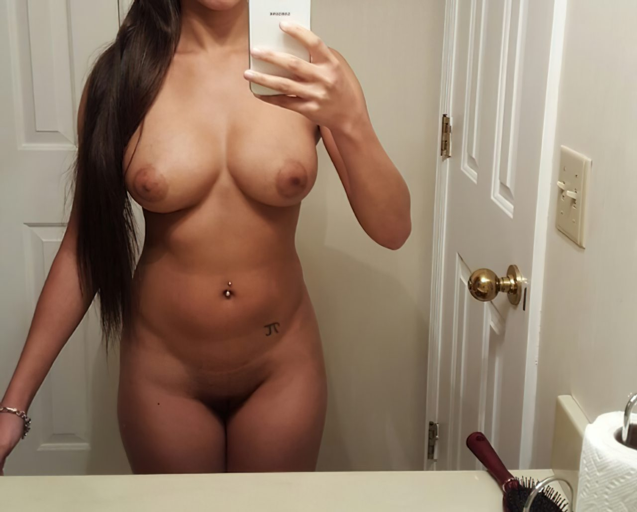 Morena Adolescente Corpo Nu (7)