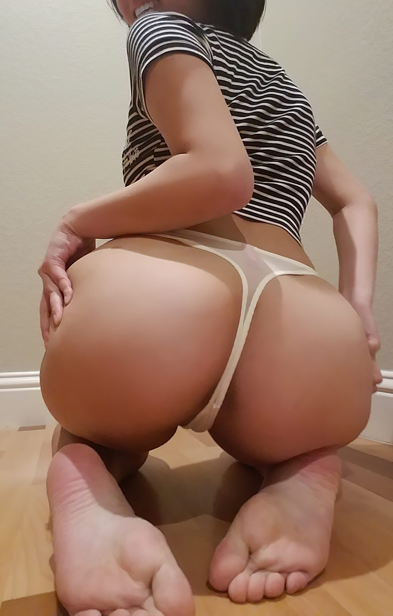 Gostosa Mostrando Bumbum Sexy