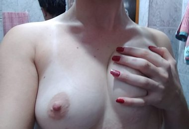 Nudes Antes do Banho (4)